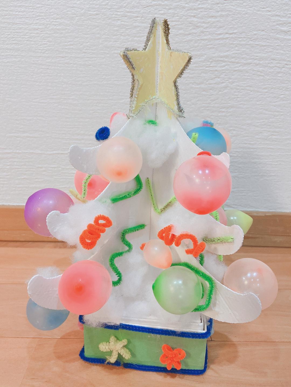 京都府紙器段ボール箱工業組合クリスマスツリーデザインコンテスト金賞